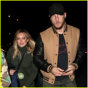 Hilary Duff & Boyfriend Jason Walsh Couple Up at Kanye West Concert