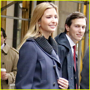 Ivanka Trump Emerges After Donald Trump's Election Victory