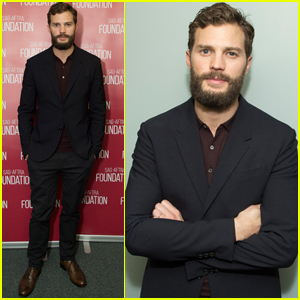 Jamie Dornan Talks 'The Fall' During SAG-AFTRA Foundation's Conversation Series