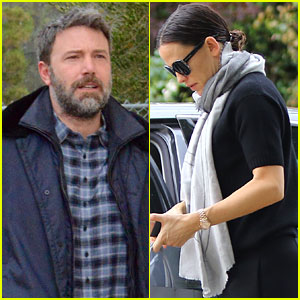 Jennifer Garner & Ben Affleck Wrap Thanksgiving Weekend with Their Kids