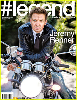 Jeremy Renner Reveals How Many Kids He Wants!