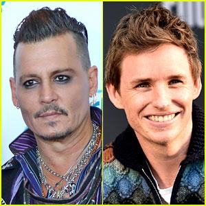 Johnny Depp Joins Eddie Redmayne in 'Fantastic Beasts' Sequel