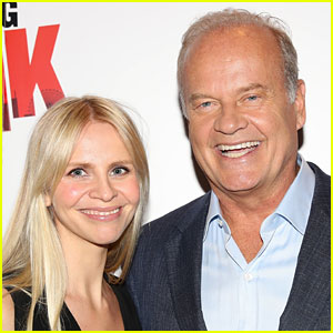 Kelsey Grammer & Wife Kayte Welcome Baby Boy Auden!