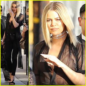 Khloe Kardashian Carries Kendall Jenner in Her Arms in 21st Birthday Tribute! (Video)