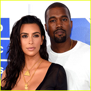 Kim Kardashian Has Been Kanye West's 'Rock,' Is Sleeping By His Side at the Hospital