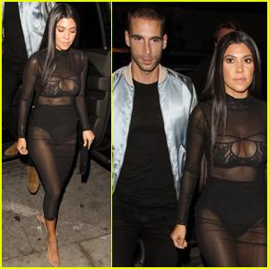 Kourtney Kardashian Keeps Her Pantry Pristine!