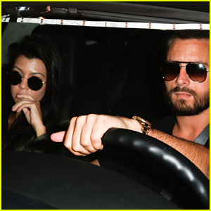 Kourtney Kardashian & Scott Disick Meet Dream Kardashian!