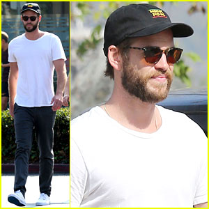 Liam Hemsworth Voices Support for Go Campaign