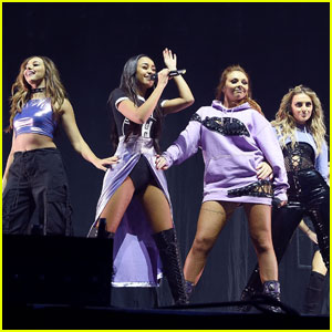 Little Mix Lands First No. 1 Album in the U.K. With 'Glory Days'!