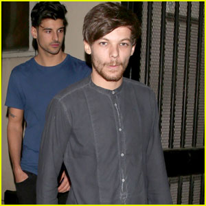 Louis Tomlinson Wonders How a 'Little Sh-t' Like Him Got To Where He Is Today