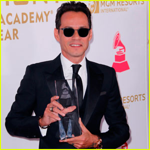 Marc Anthony to Perform at Latin Grammy Awards 2016!