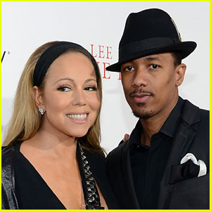 Mariah Carey Reacts to Nick Cannon's Baby News