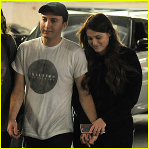 Meghan Trainor & Boyfriend Daryl Sabara Pack On the PDA
