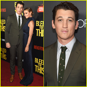 Miles Teller Can Relate To 'Bleed For This' Comeback In Very Personal Way!