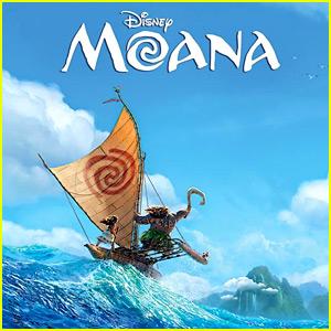 Moana: 'How Far I'll Go' Lyrics & Download - LISTEN NOW!