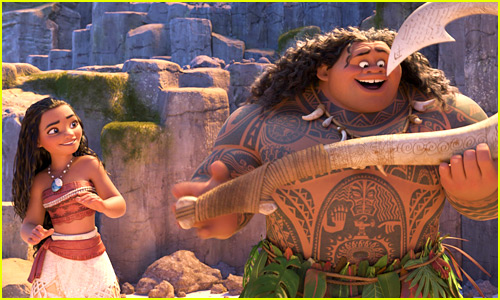 'Moana' Cast List - Meet the Voices of Moana, Maui & More!