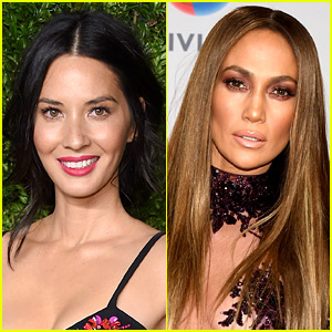 Olivia Munn Knows Jennifer Lopez Won This 'Who Wore it Best?'