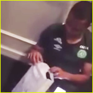Chapecoense Player Found Out About Wife's Pregnancy One Week Before Plane Crash