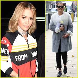 Rita Ora Celebrates Her 15th Collection with Adidas!