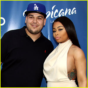 Rob Kardashian & Blac Chyna Will Film Baby Girl's Birth for TV