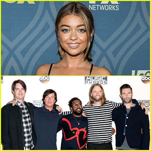 VIDEO: Sarah Hyland Covers Maroon 5's 'Don't Wanna Know'!
