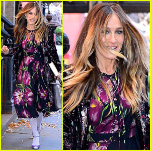 Sarah Jessica Parker is Ready to Make 'Sex & the City' & 'Hocus Pocus' Sequels