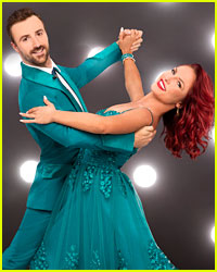 Sharna Burgess Reacts to 'DWTS' Knee Injury