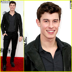 Shawn Mendes Is 'Nervous' & 'Excited' for AMAs 2016!