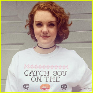 'Stranger Things' Star Shannon Purser Survived Self Harm