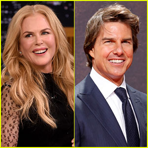 Nicole Kidman Recalls the First Time She Met Tom Cruise: 'My Jaw Dropped'