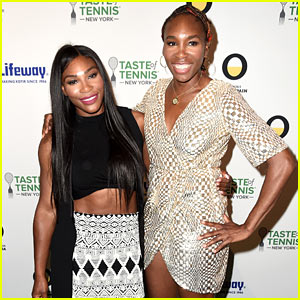 Venus & Serena Williams Get Compton Tennis Court Dedicated to Them!