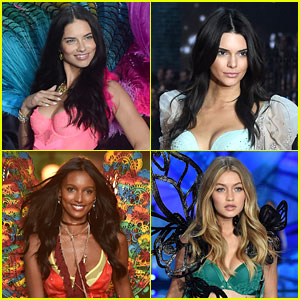 Victoria's Secret Fashion Show 2016 Models Lineup - All 51!