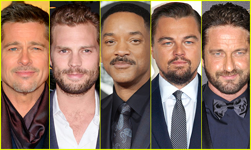 The 25 Most Popular Actors on Just Jared in 2016