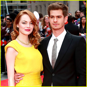 Andrew Garfield Says He Still Loves Emma Stone