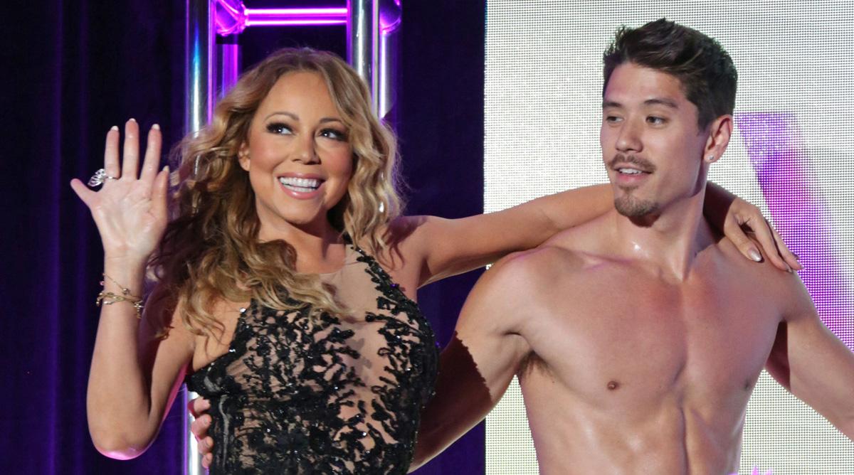 Who Is Bryan Tanaka  Meet Mariah Carey s New Love Interest    Bryan Tanaka   Mariah Carey   Just Jared. Who Is Bryan Tanaka  Meet Mariah Carey s New Love Interest