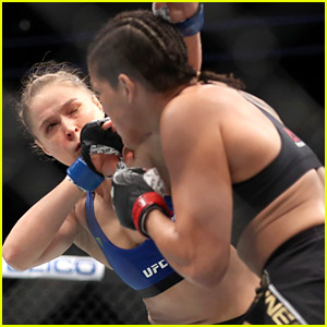 Celebs React to Ronda Rousey's Loss During UFC 207