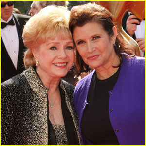 Debbie Reynolds is 'With Carrie Now,' Son Todd Fisher Says