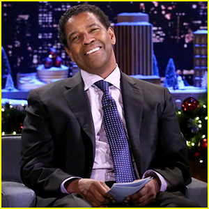 VIDEO: Denzel Washington Dramatically Reads Greeting Cards With Jimmy Fallon!