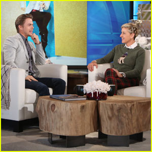 VIDEO: Derek Hough Sees Himself Married With Kids in 5 Years!