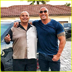 Dwayne Johnson Buys His Dad a Car for Christmas, Shares Emotional Story About Him