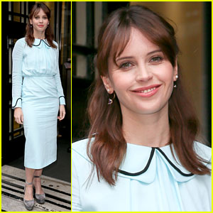 'Rogue One': Felicity Jones Reveals Surprising Jyn Erso Inspiration