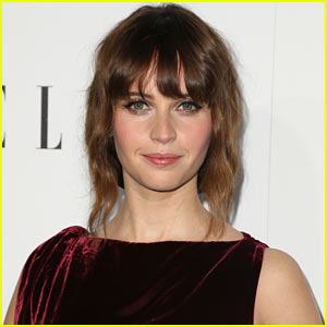 Felicity Jones to Host 'SNL' on January 14!