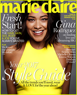 Gina Rodriguez Discusses Getting Her Start in Hollywood