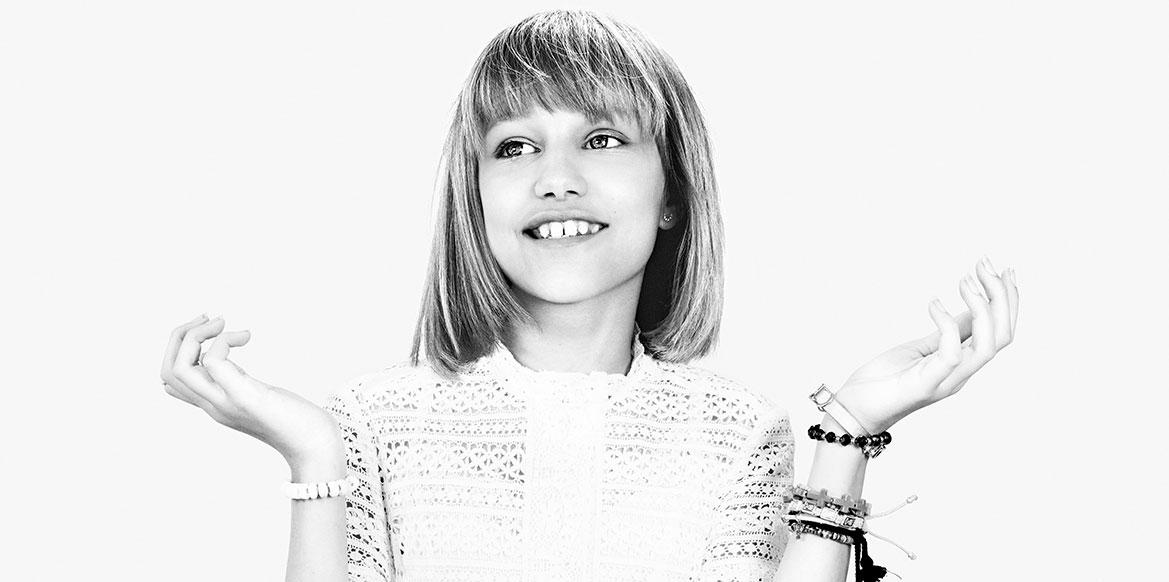 Watch Grace Vanderwaal S Charming New Beautiful Thing