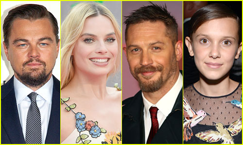 IMDb Reveals Top 10 Stars for 2016 Based on Page Views!