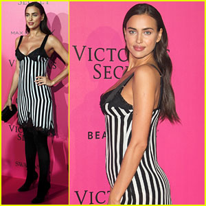 Pregnant Irina Shayk Puts Her Small Baby Bump on Display!