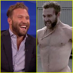 Jai Courtney Chased the 'Suicide Squad' Director in the Buff!