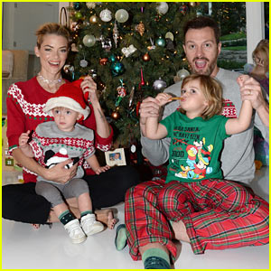 Jaime King Teams Up with Disney Store to Give Back This Holiday Season!