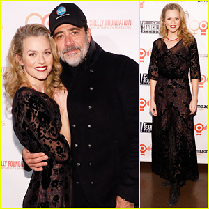 Jeffrey Dean Morgan & Wife Hilarie Burton Make Rare Appearance At Adrienne Shelly Fund 10th Anniversary Gala!