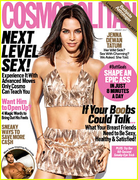 Jenna Dewan-Tatum Dishes on Her Sex Life with Channing Tatum